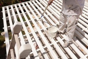 Decks and Fence Painting Gisborne